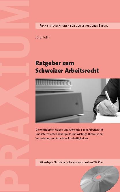 Arbeitsrecht Schweiz Häufige Rechtsfragen Hrmbooksch