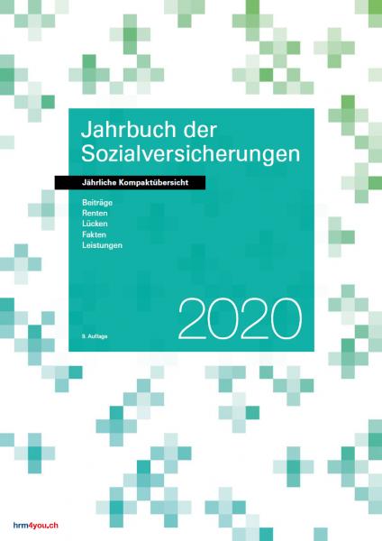 Jahrbuch der Sozialversicherungen 2020
