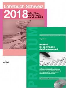 Bundle Lohnbuch 2018 + Handbuch zum Gehaltsmanagement