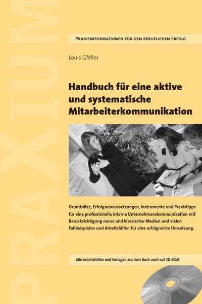 Handbuch für systematische Mitarbeiterkommunikation