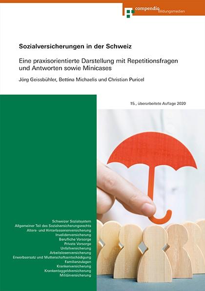 Sozialversicherungen Schweiz Stand 2020