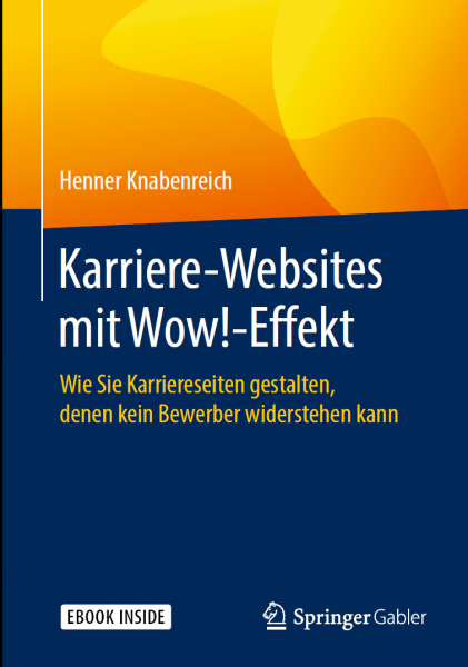 Karriere‐Websites mit Wow‐Effekt