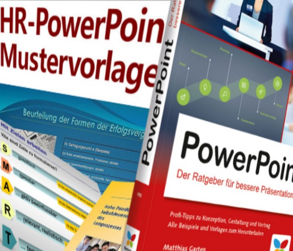 PowerPoint-Bundle Buch plus Vorlagen