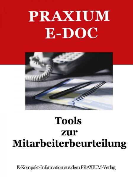 Vorlagen zur Mitarbeiterbeurteilung (E-Doc)
