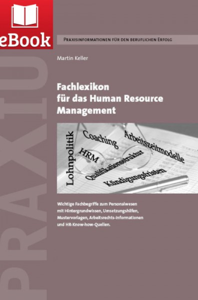 Fachlexikon Human Resource Management