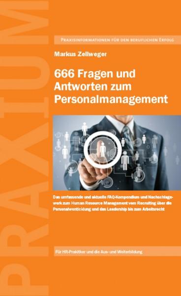666 Fragen und Antworten zum Personalmanagement