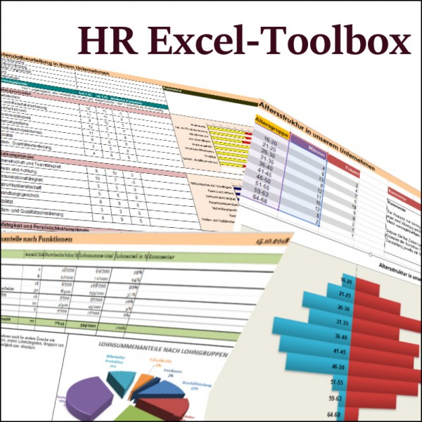 HR Excel-Toolbox