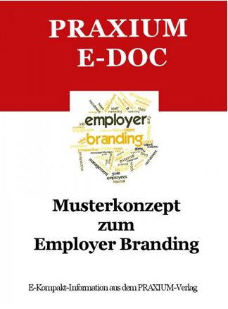 Musterkonzept für das Employer Branding