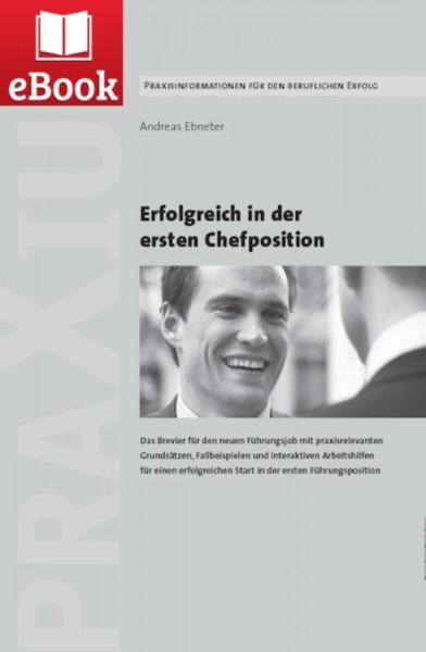 Erfolgreich in der ersten Chefposition (E-Book)