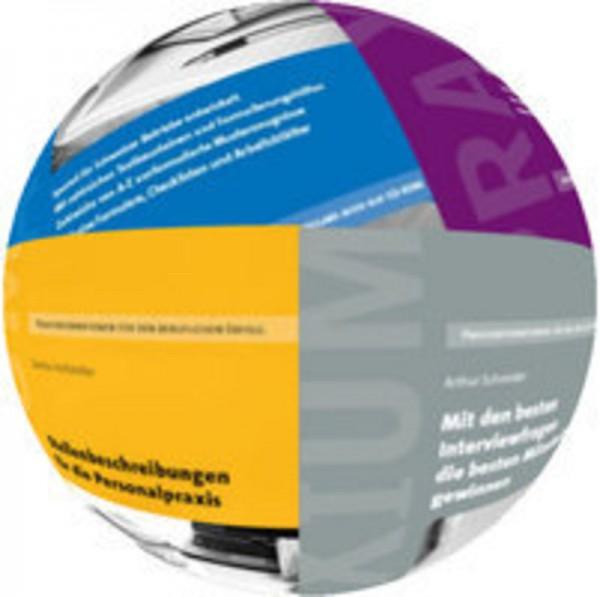 CD-ROM-Inhalte von drei PRAXIUM-Werken