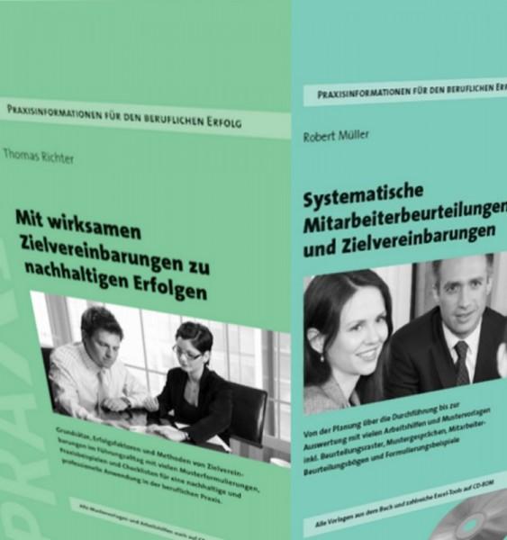 Mitarbeiterbeurteilungen und Zielvereinbarungen