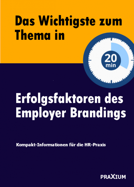 Erfolgsfaktoren des Employer Brandings
