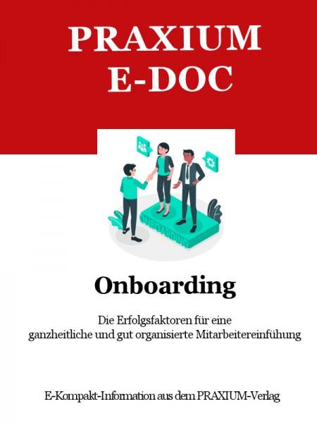 E-Doc Onboarding