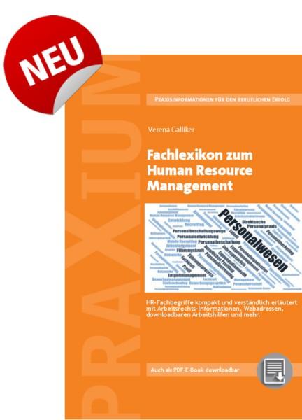 Fachlexikon zum Human Resource Management 2021