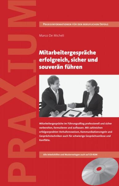 Mitarbeitergespräche erfolgreich| sicher und souverän führen (E-Book)
