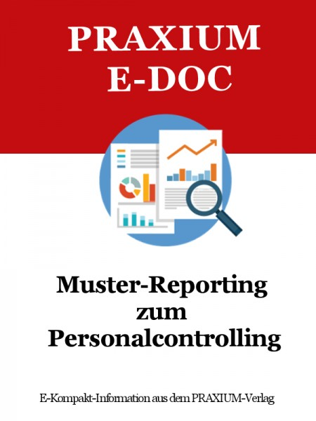 Muster-Report zum Personalcontrolling