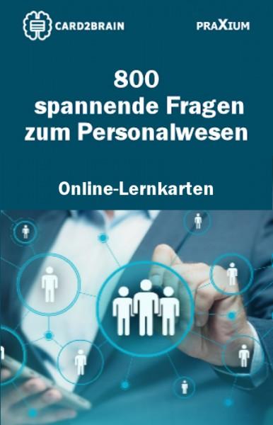 800 Fragen und Antworten zum Personalmanagement