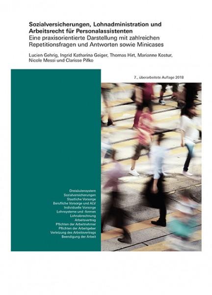Sozialversicherungen, Lohnadministration und Arbeitsrecht