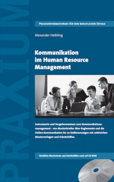 Kommunikation im Human Resource Management