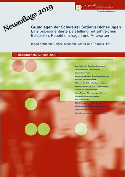 Grundlagen der Schweizer Sozialversicherungen Stand 2019