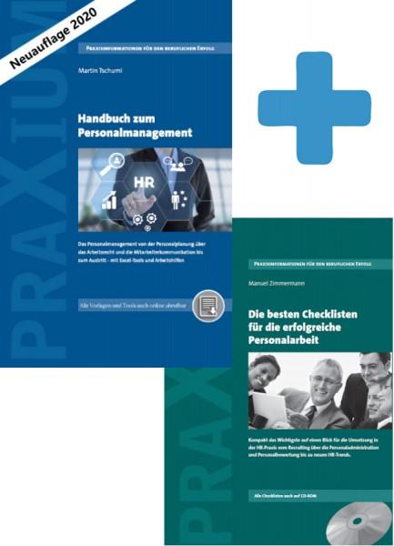 Personalmanagement Bundle mit Fr. 20.00 Preisersparnis
