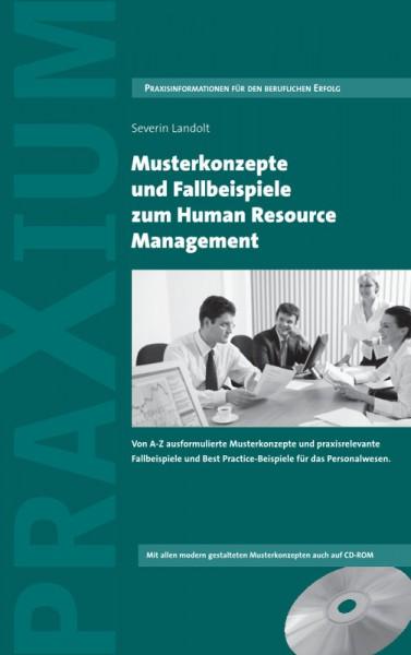 Musterkonzepte und Fallbeispiele zum Human Resource Management