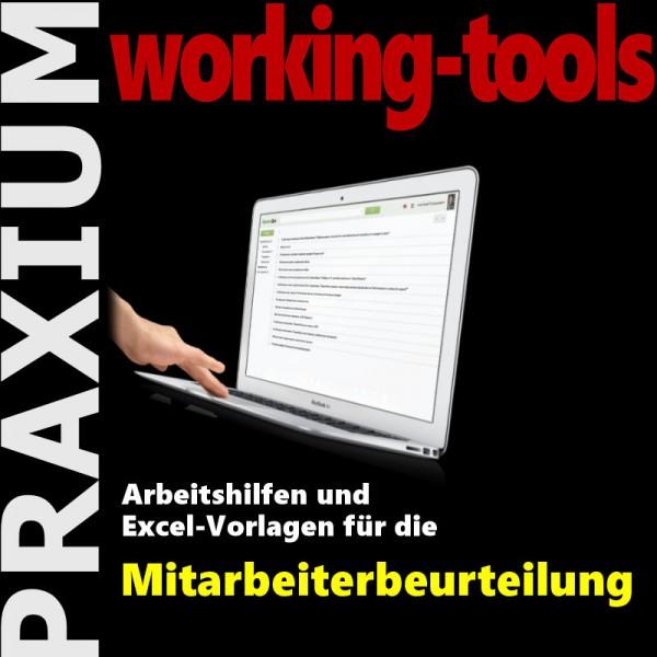 Working Tools zur Mitarbeiterbeurteilung