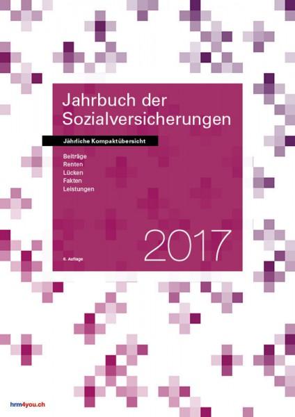 Jahrbuch der Sozialversicherungen 2017
