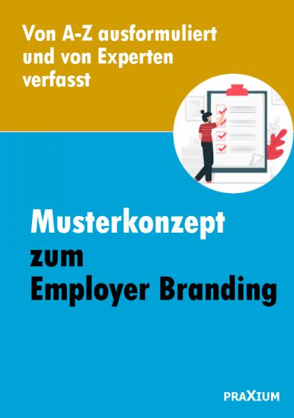 Musterkonzept zum Employer Branding
