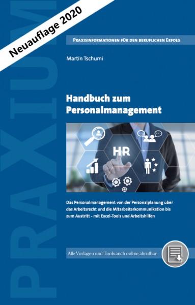 Handbuch zum Personalmanagement - Neuauflage 2020