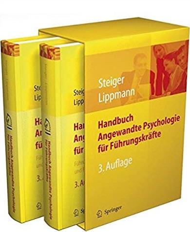 Handbuch Angewandte Psychologie für Führungskräfte (2 Bände)
