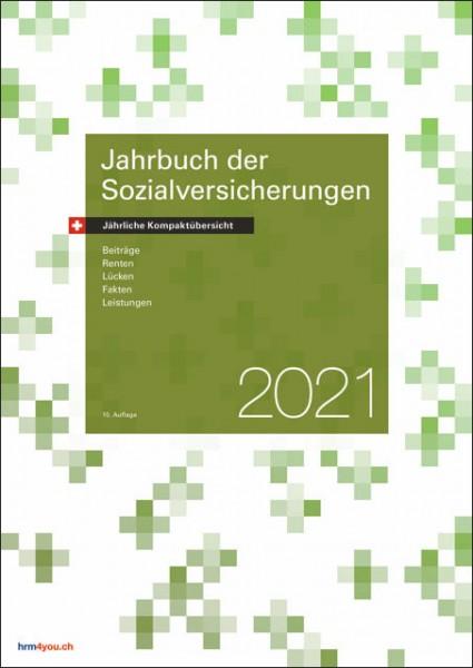 Jahrbuch der Sozialversicherungen 2021